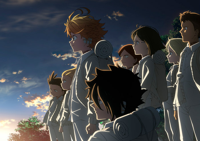 The Promised Neverland (Yakusoku no Neverland) anime - temporada 2