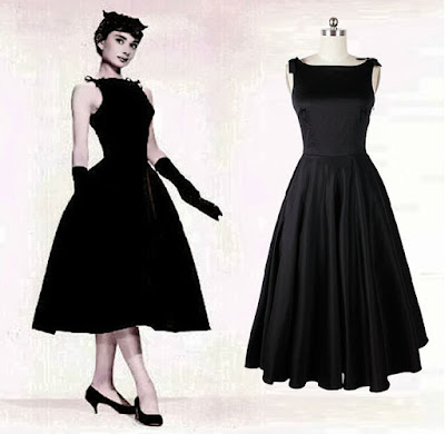 Fashion Ala Audrey Hepburn