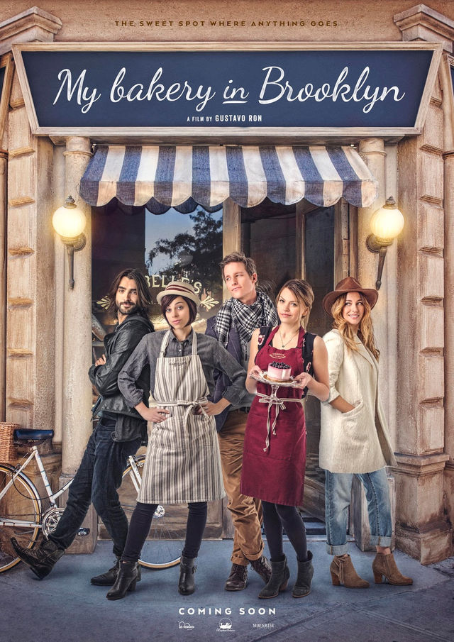 Movie My Bakery in Brooklyn (2016)