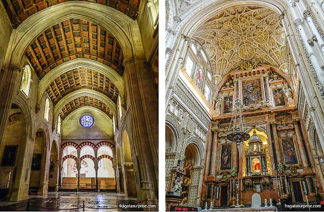 Capela-Mor da Mesquita de Córdoba
