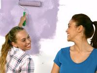 Cara Mengecat Tembok dengan Mudah Tanpa Tukang