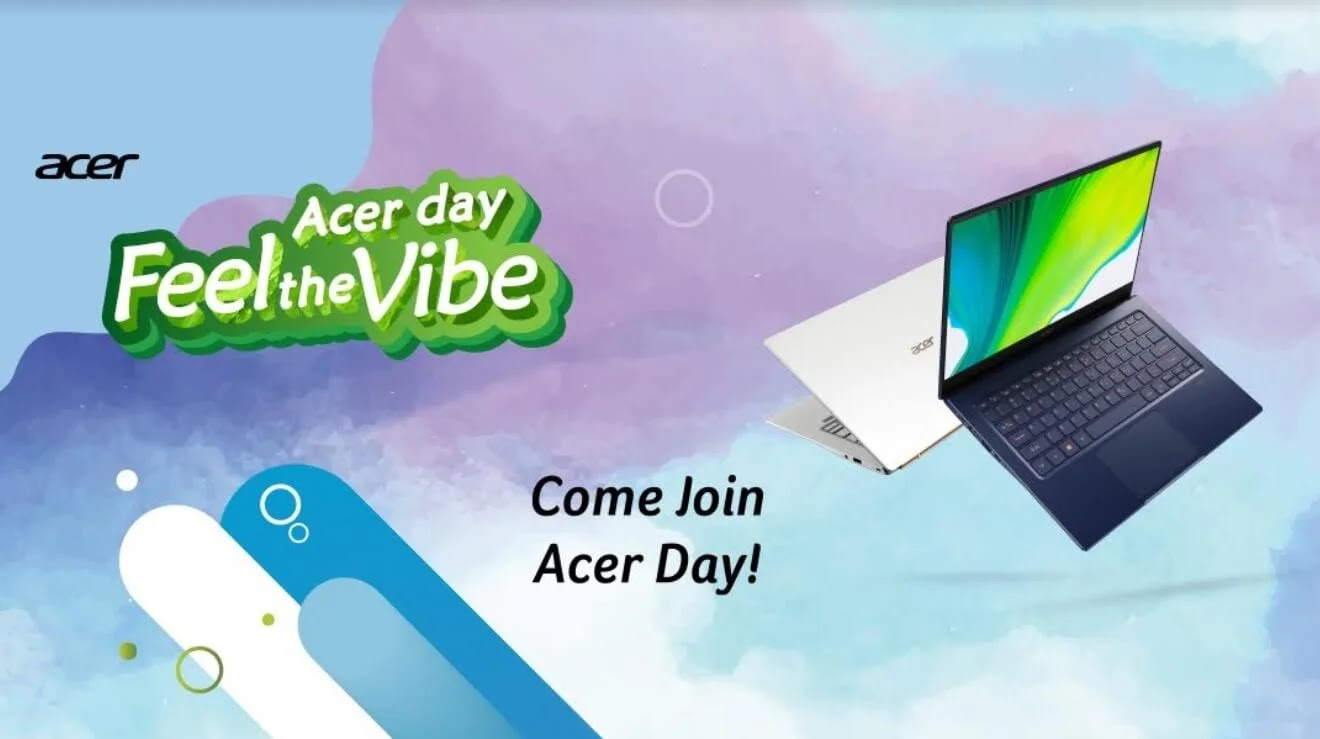 Take Advantage of Exclusive Deals, Discounts in Month-Long Acer Day Celebration