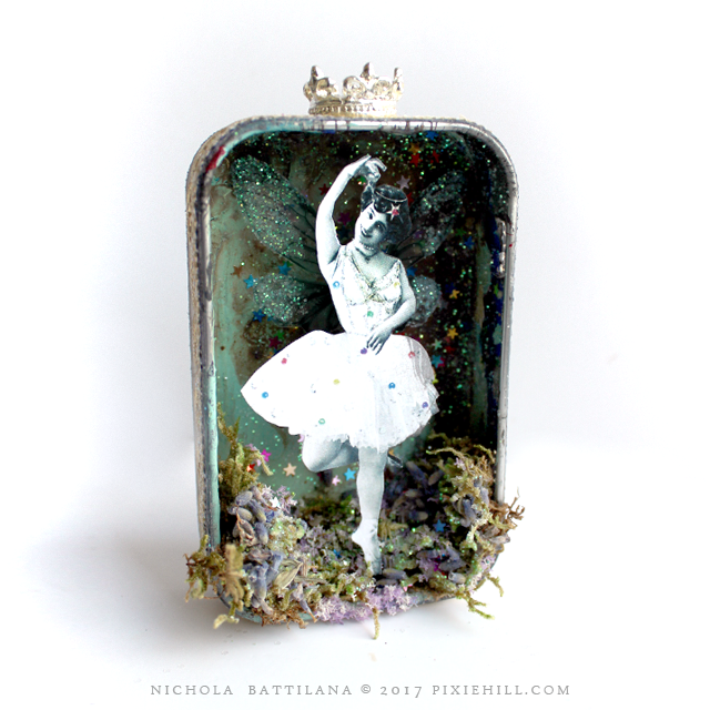 Tiny Dancer Altered Altoid - Nichola Battilana