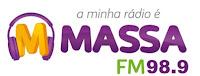 Rádio Massa FM 98,9 de Cascavel PR