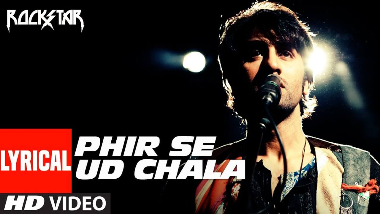 phir se ud chala lyrics in hindi