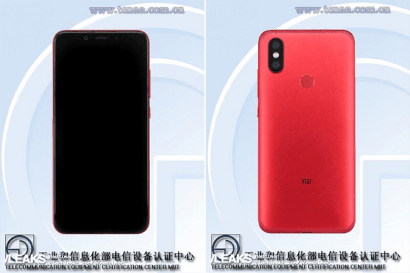 Xiaomi Mi 6X with FullView screen spotted on TENAA