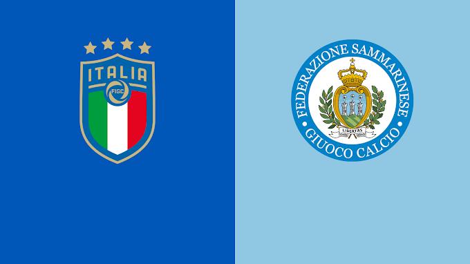 watch matche Italy vs San Marino live stream free