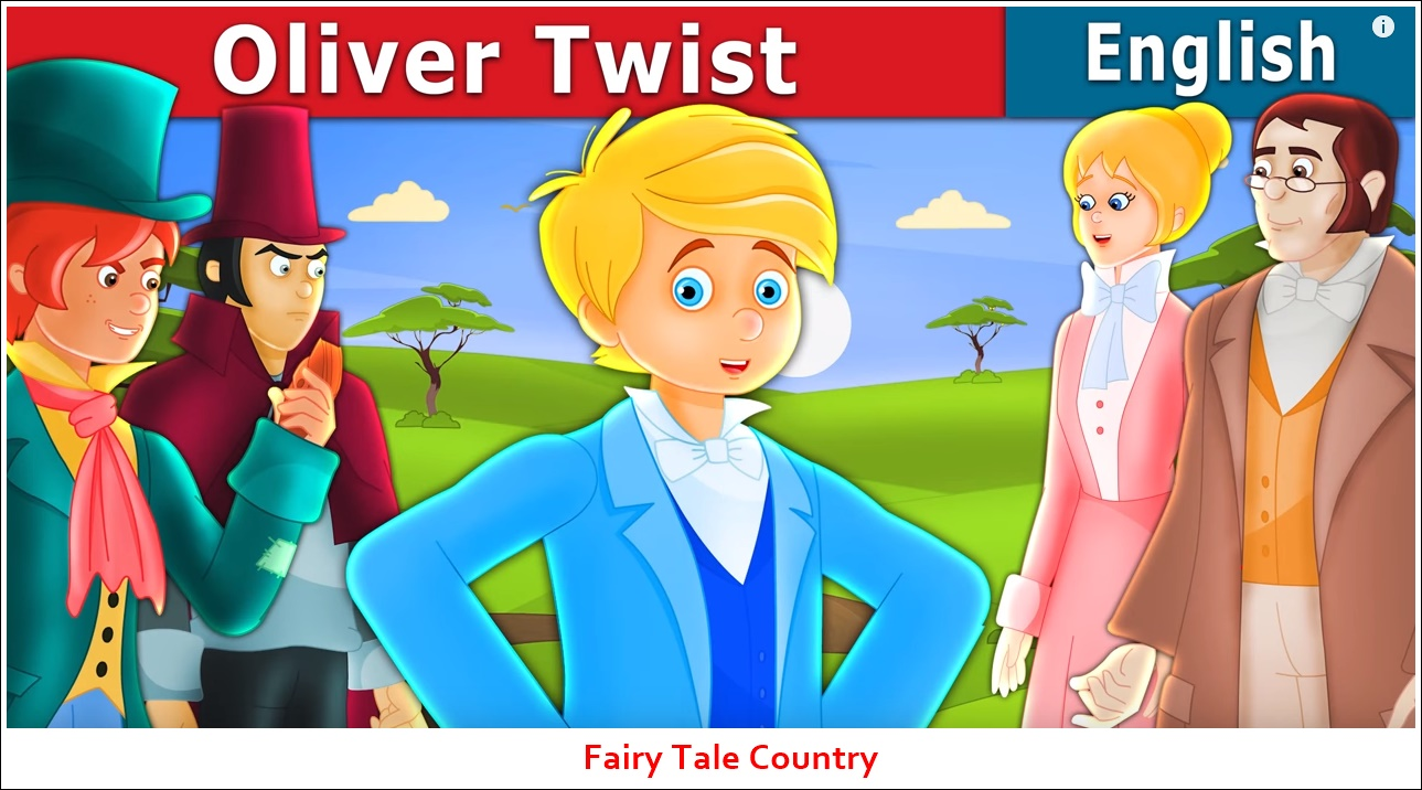 Oliver Twist | Bedtime Stories for Kids | English Fairy