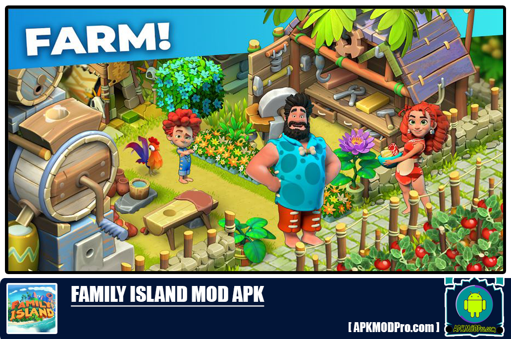 Download Family Island MOD APK (Unlimited Diamonds/Energy/Money)