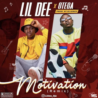 Lil Dee - Motivation ft. Otega (Instrumental + Hook)