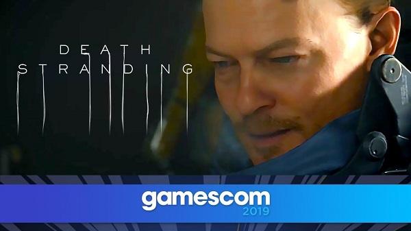 لعبة Death Stranding تستعرض شخصيات جديدة و عرض لطريقة اللعب جد مطول من هنا..