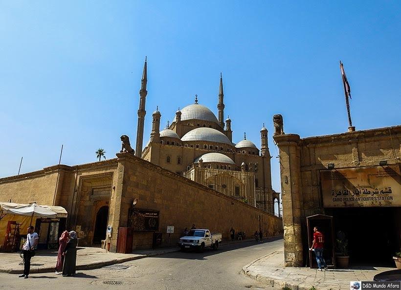 Fortaleza de Saladino - O que fazer no Cairo, Egito