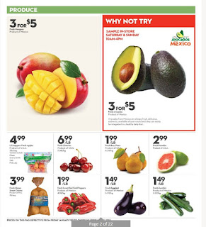 Longos Flyer Canada January 19 - Febuary 1, 2018