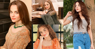 Qurbatein Star Komal Meer Slaying in New Pictures