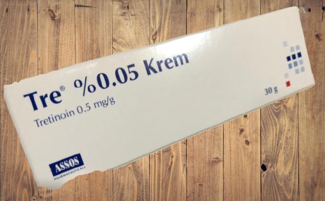 Tre %0.05 Krem