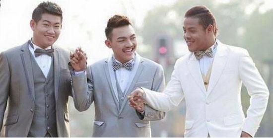 Pernikahan LGBT Thailand