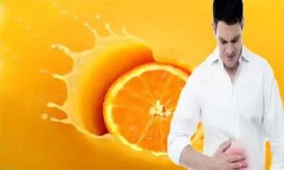 هل عصير البرتقال مفيد للإمساك