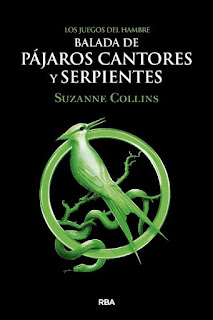 Balada de pájaros cantores y serpientes | Los Juegos del Hambre #4 | Suzanne Collins | RBA Molino