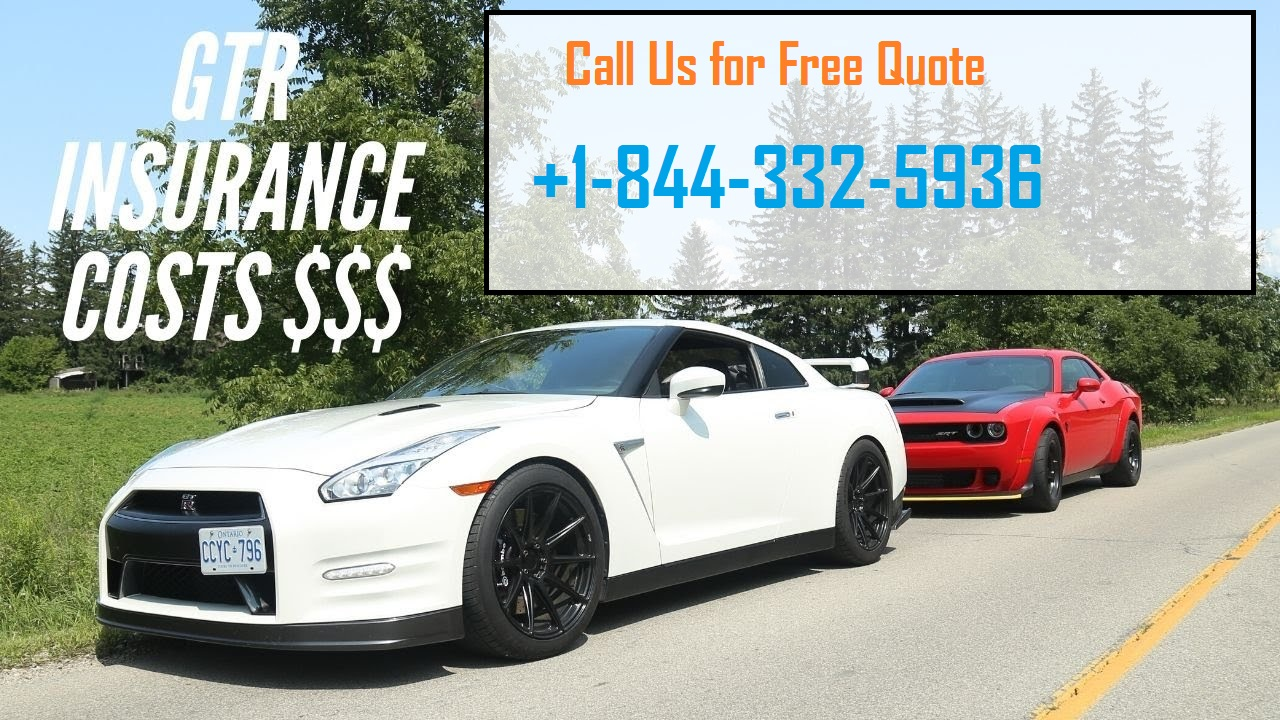 Nissan GTR Insurance Cost - Nissan GTR Insurance for 18, 20, 21, 23, 25 Year Old Driver