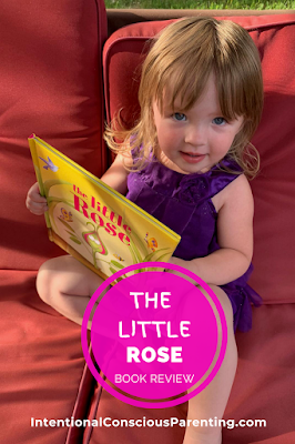 the little Rose book review