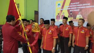 Lili Eliyah Pimpin Soksi Kota Cirebon