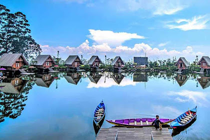 In addition to Tangkuban Parahu, there are 6 attractive natural tourism areas in Bandung