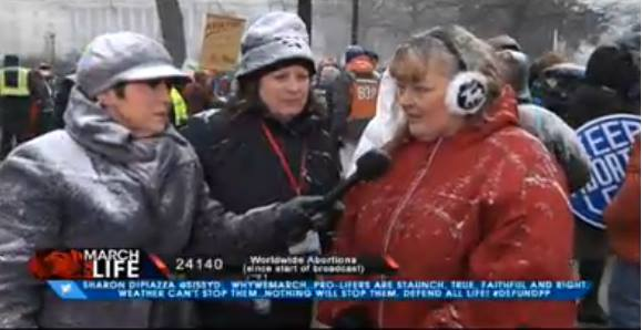 EWTN Interview at March for Life