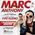 Marc Anthony y Pipe Bueno, en una noche fantástica Noche de Gala Amor y Amistad!!!