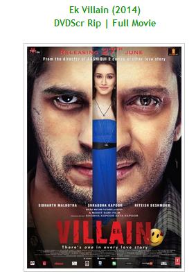 Ek Villain 3GP MP4 Download Full Movie for Mobile ...
