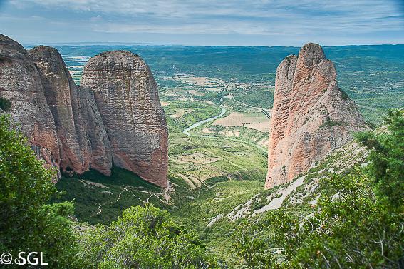 Mallos de Riglós (Huesca). 10 rincones de España que quizas no conozcas