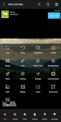 تطبيق Toolwiz Photos للأندرويد, Toolwiz Photos apk