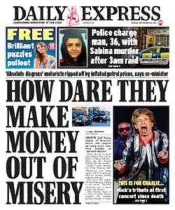 Daily Express Magazine 28 September 2021