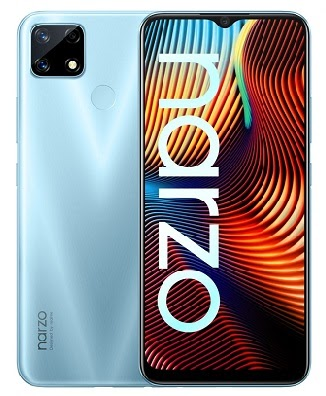 Realme Narzo 20 Full Specifications