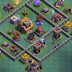 Base Aula Tukang Level 5 Anti Attack COC