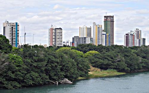 Ilha do Fogo e Orla de Petrolina - Pernambuco