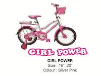 Sepeda Anak FAMILY GIRL POWER