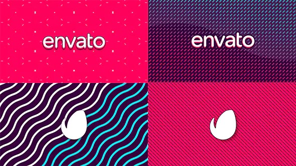 Videohive 30 Unique Logo Transitions 21424373