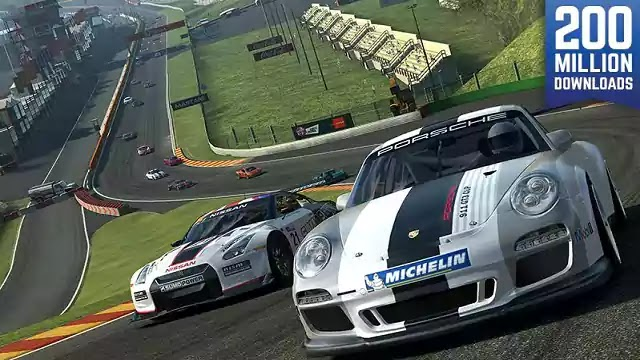 تحميل لعبة السباق Real Racing 3 لاجهزة الاندرويد
