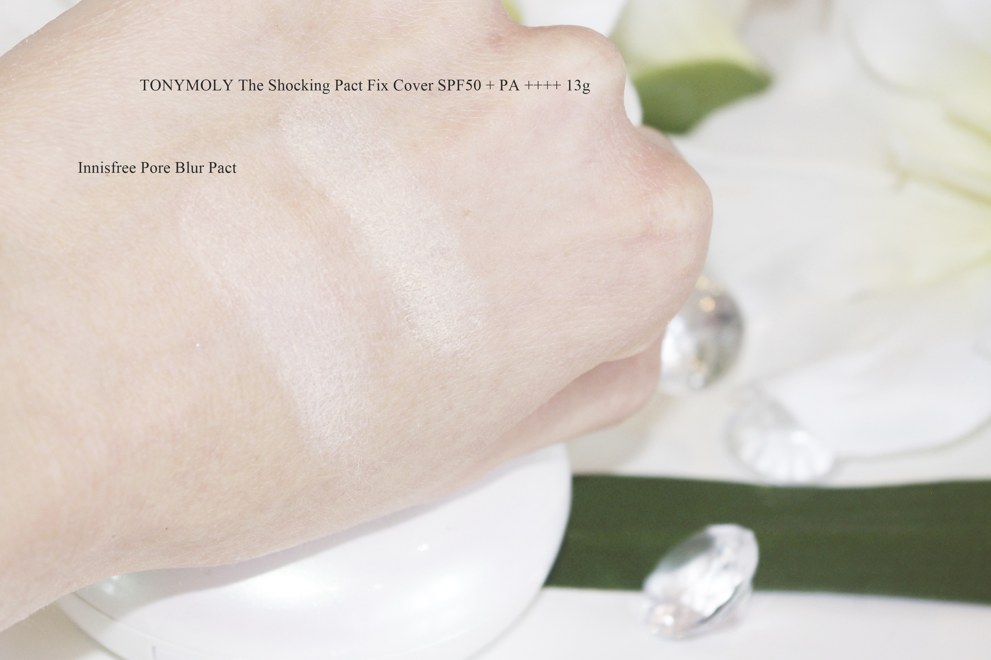 TONYMOLY The Shocking Pact Fix Cover SPF50+ PA ++++