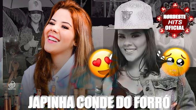 JAPINHA CONDE DO FORRÓ MÚSICAS NOVAS MAIO
