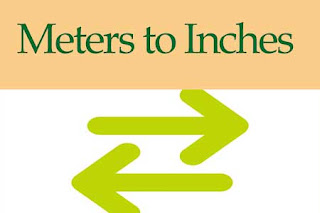 Meters to Inches