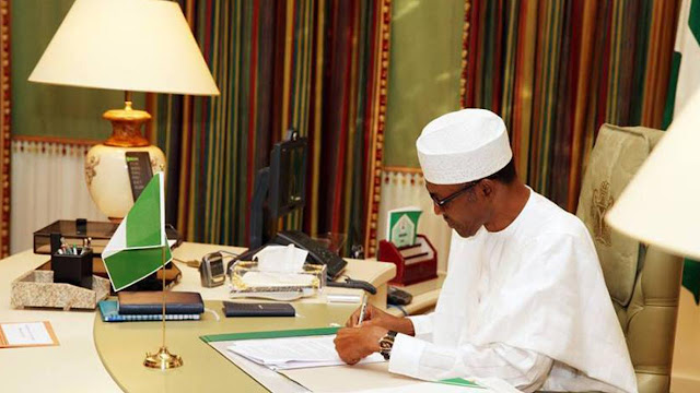 Buhari makes new appointment
