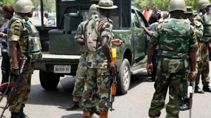 #EndSARS: Army Reveals Who Ordered Soldiers To Release Bullets At Lekki Toll Gate