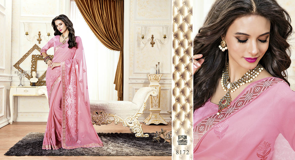 Sterling 2 – Buy Online Latest Beautiful Georgette Saree