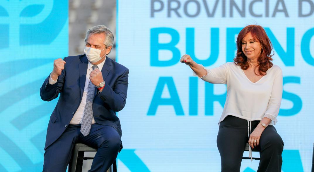 """Alberto Fernández sobre los dichos de Cristina Kirchner: """"Tiene razón, la deuda que heredamos es impagable"""""""