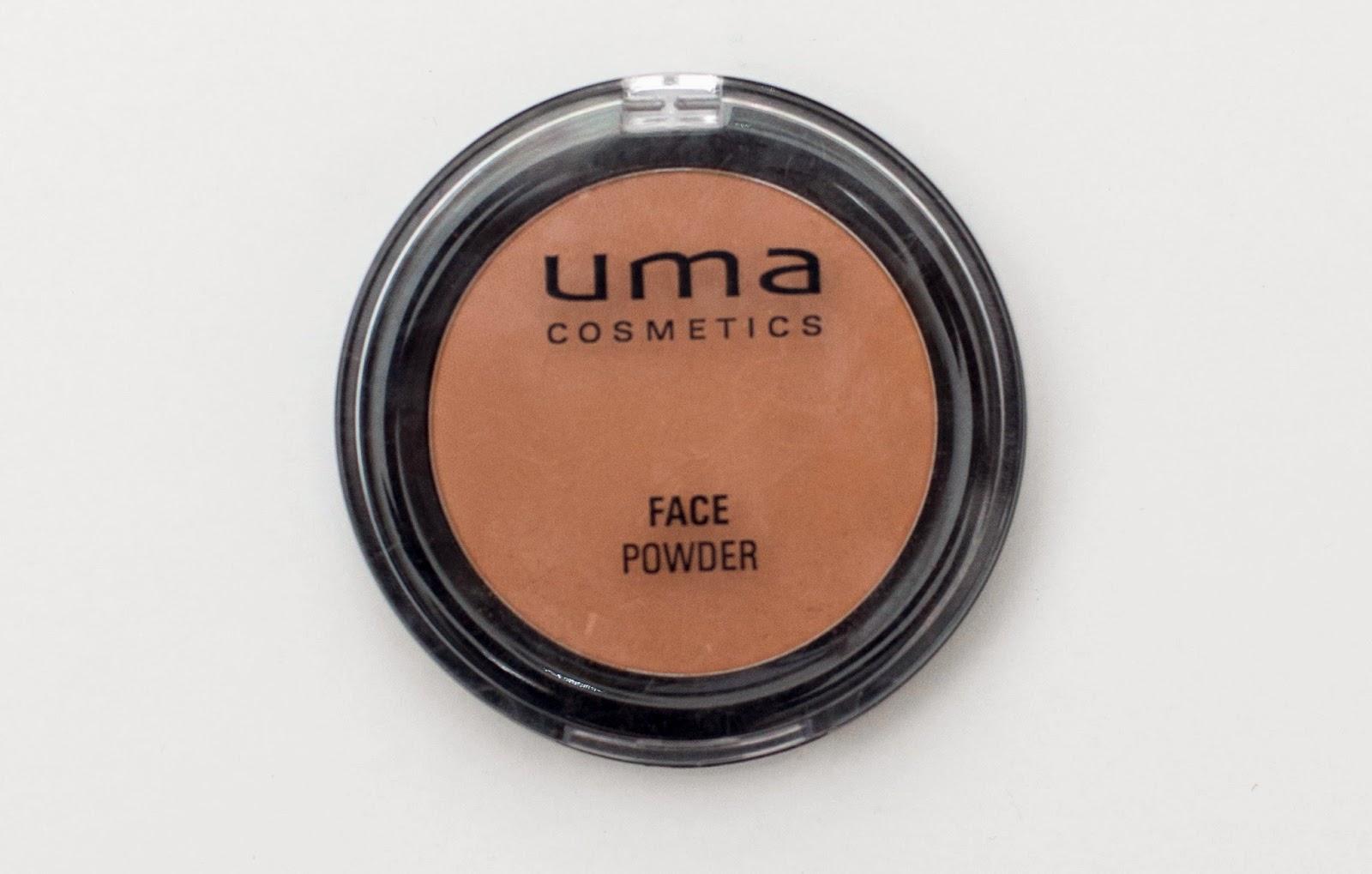 bronzer, uma cosmetics