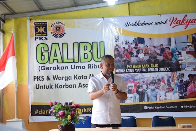 Salman Alfarisi : GALIBU Untuk Riau Bukti Cinta NKRI