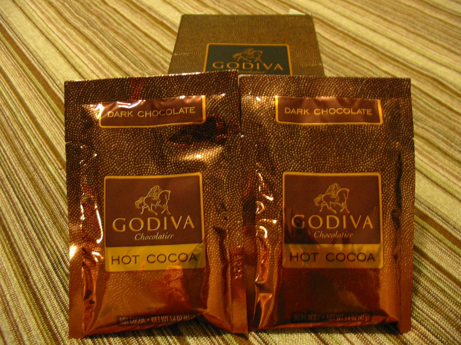 Is Godiva Dark Chocolate Good For You