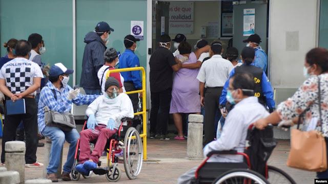 """MUNDO: Médico en Guayaquil, Ecuador: """"La situación en los hospitales está colapsada"""""""