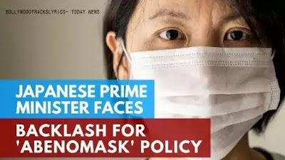 Japanese-Prime-Minister-faces-backlash-for-Abenomask-policy